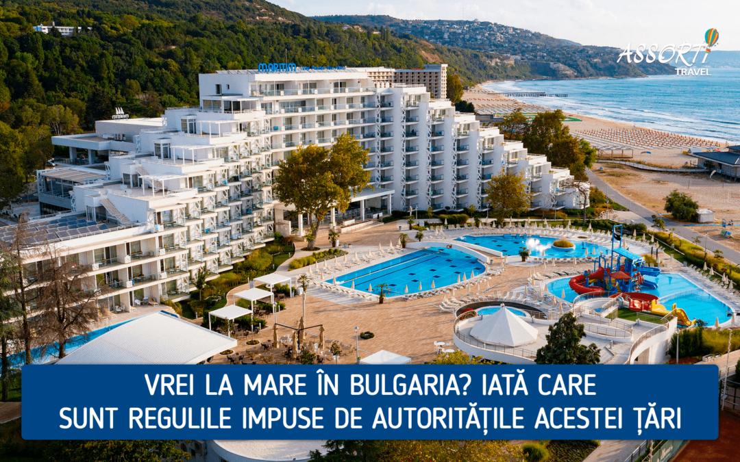 Vrei la mare în Bulgaria? Iată care sunt regulile impuse de autoritățile acestei țări